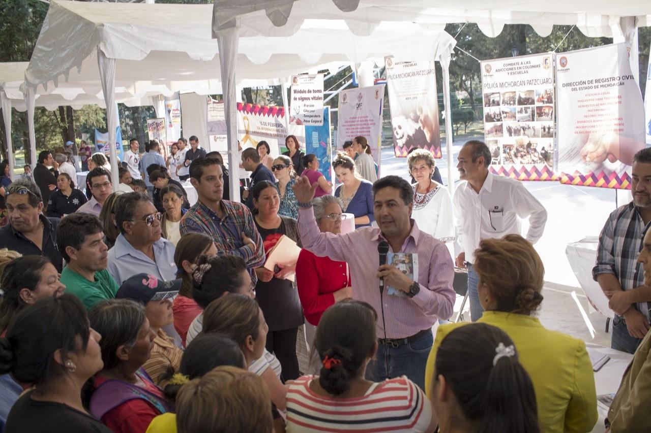 Pátzcuaro presenta nuevo programa