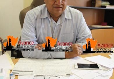 El próximo 9 de septiembre, pega de Bando Solemne: David Huerta En el marco de los 206 años del inicio de la independencia de México.