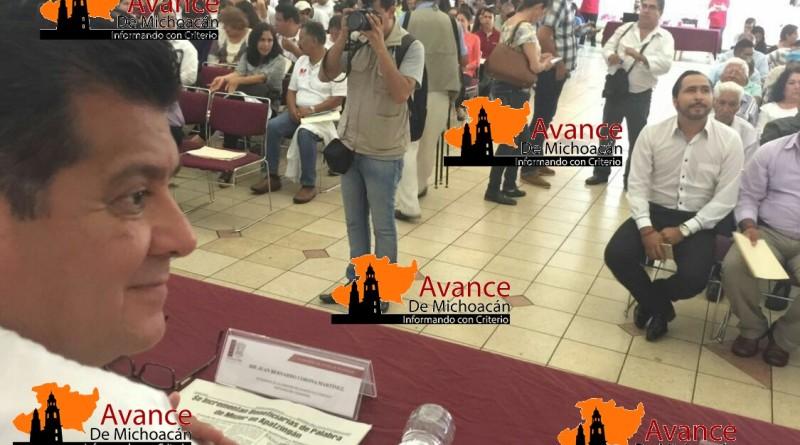 La participación ciudadana es el pilar fundamental para fortalecer la democracia: Juan Bernardo Corona.