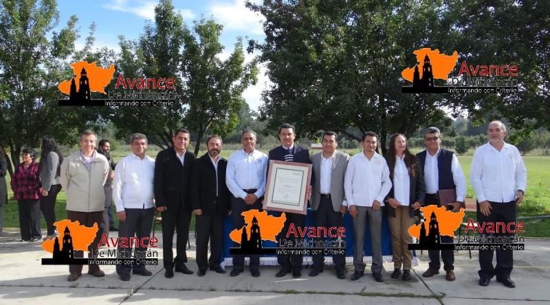 Plantel Ucareo del COBAEM ingresará al Sistema Nacional de Bachillerato.