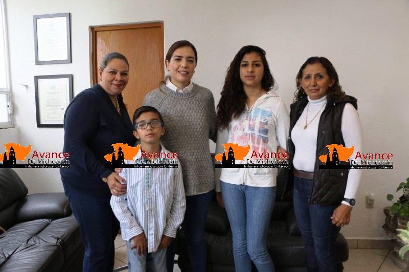 Beneficiarios del DIF Morelia participan como integrantes de la Red Nacional DIFusores Infantiles 2017