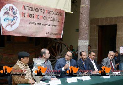 Ayuntamiento de Morelia continúa abriendo espacios públicos para eventos culturales.