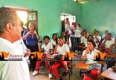 El Cobaem amplía sus servicios educativos en Gabriel Zamora