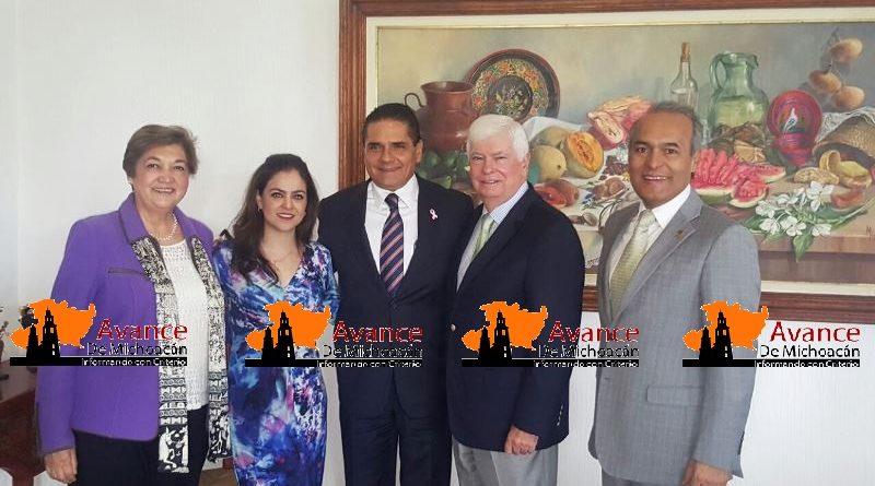 Busca Silvano Aureoles colaboración para fortalecer la cultura.