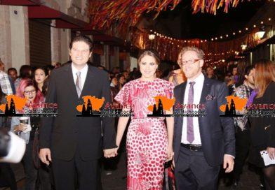 Todo un éxito desfile del 20 Aniversario de Pineda Covalin en Morelia: Alfonso Martínez