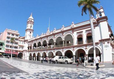 Suspenden actividades en áreas adminitrativas del Ayuntamiento de Veracruz