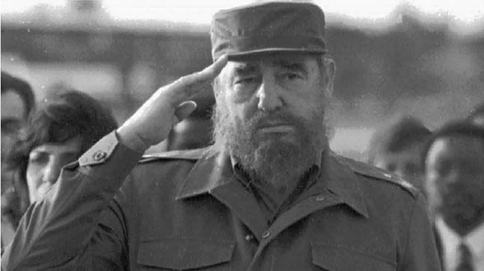 Falleció el comandante cubano Fidel Castro