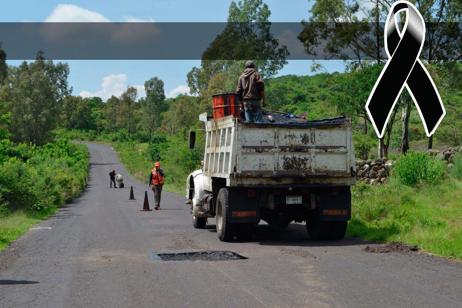 Brinda Ayuntamiento de Morelia todo el apoyo a familias de trabajadores que sufrieron accidente vehicular