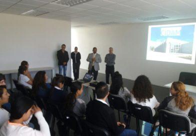 Invita SICDET a realizar viajes de prácticas a laboratorios del CIDAM