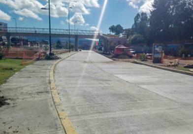 Con 83% de avance, la primera etapa del Circuito Interior de la capital michoacana