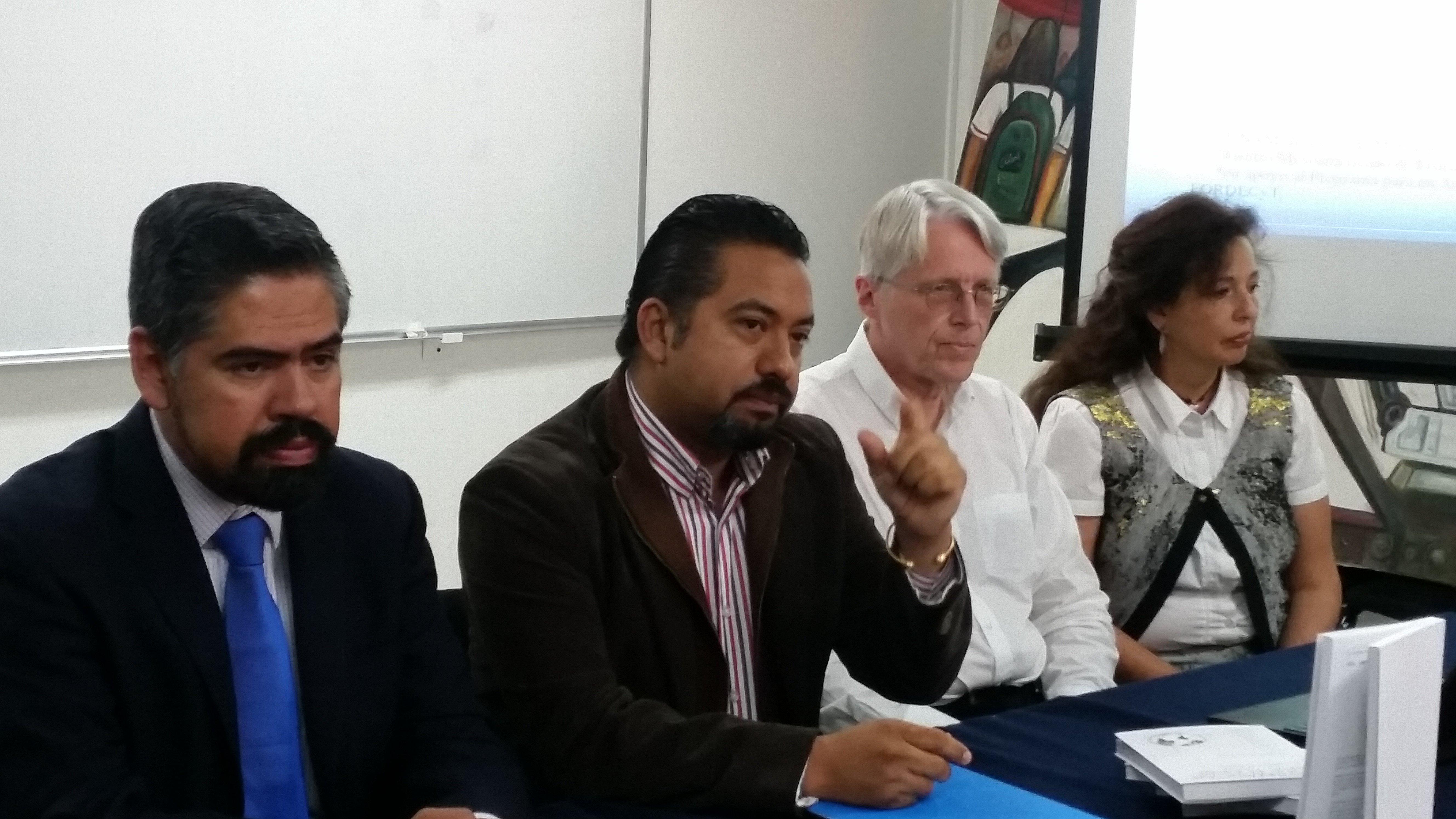 Sicdet, vínculo entre Michoacán y científicos de prestigio internacional