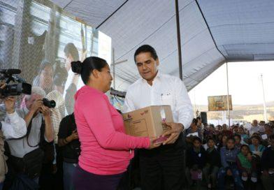 Crearán Unidades Básicas de Desarrollo Integral Comunitario en colonias de Morelia