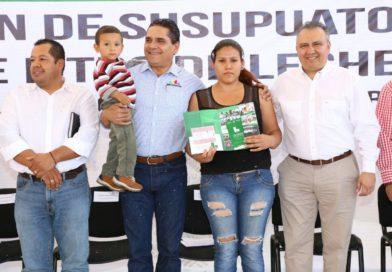 Plantea Gobernador Plan Integral de Desarrollo en Susupuato y Nocupétaro