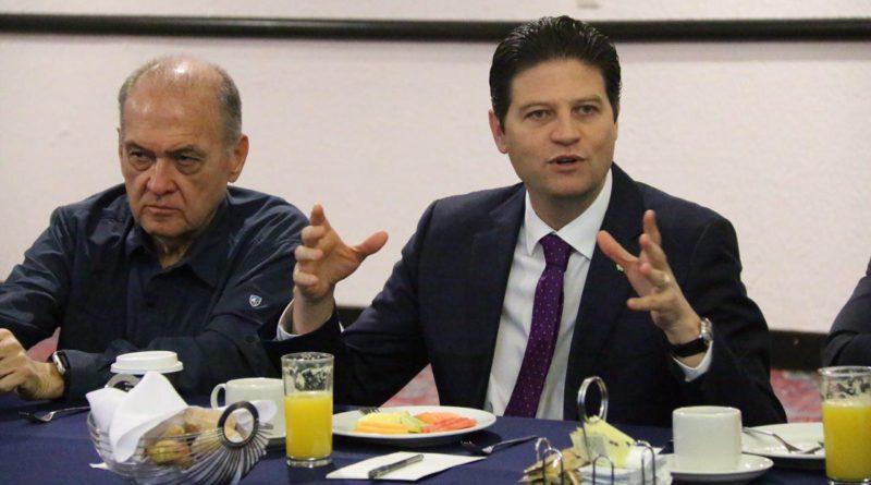 Consolidar una Policía de Morelia perdurable, nuestra meta: Alfonso Martínez