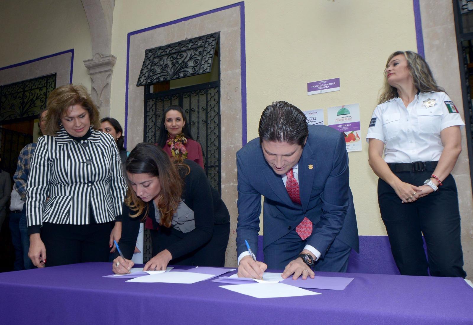 Gobierno Municipal apuesta por una sociedad más equitativa y sin violencia de género