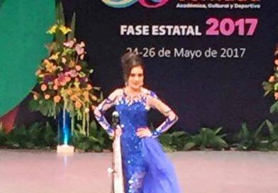 Antúnez Resalta en concursos y Jornadas del COBAEM Michoacán; Aurea Rodríguez de García