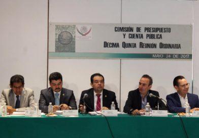 Norberto Martínez defiende presupuesto para migrantes en la cámara de diputados