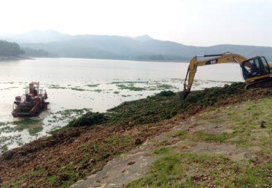 Este viernes, OOAPAS dará mantenimiento al canal de la presa de Cointzio