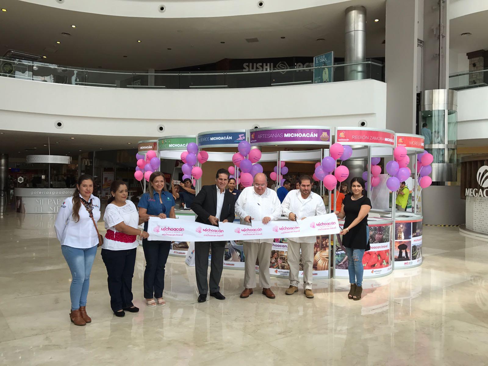 La promoción de Michoacán en el interior de la República, pieza clave para la detonación del turismo nacional: Sectur