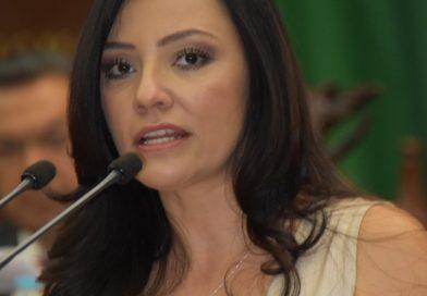 Adriana Hernández propone elevar penas a delitos sexuales