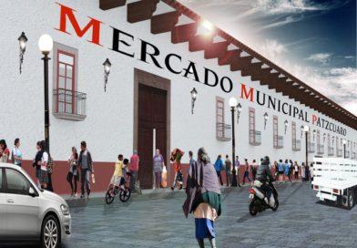 Presentan proyecto integral de mercado municipal