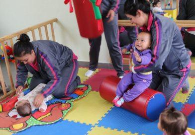 CASVI Voluntad de Morelia brinda seguridad a hijos de madres trabajadoras