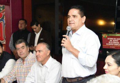 Estado y Federación, aliados de empresarios y productores: Silvano Aureoles