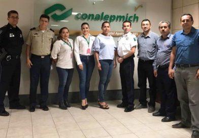 Brindan charla sobre delitos cibernéticos a estudiantes del Conalep Apatzingán