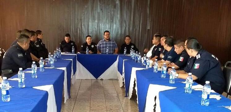 Fortalece SSP estrategia de seguridad en región Jiquilpan