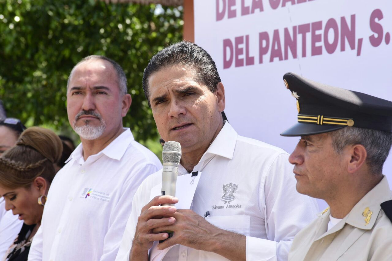 Manifiesta Silvano Aureoles solidaridad con damnificados de Chiapas y Oaxaca