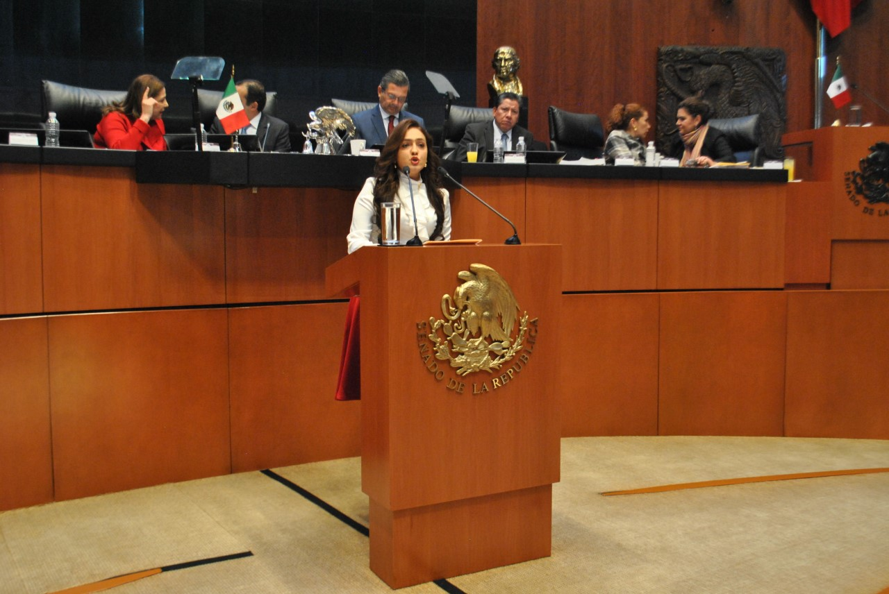 Debe eliminarse la posibilidad del indulto en los casos de enriquecimiento ilícito y operaciones con recursos de procedencia ilícita: Iris Vianey Mendoza.