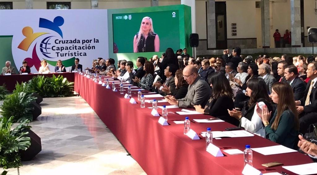 Sectur Michoacán, en pro de la Cruzada por la Capacitación Turística