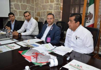 "Anuncia SSM 3ª Carrera Nacional ""Moviendo a México por tu Salud"""