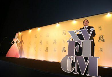 Encabeza Gobernador inauguración de la XV edición del Festival Internacional de Cine de Morelia