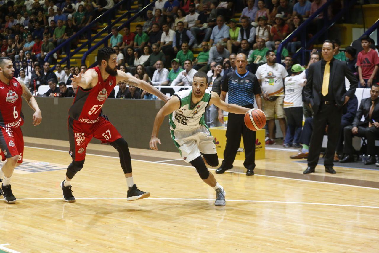 Con dramatismo, los Aguacateros avanzaron a las Semifinales de la LNBP