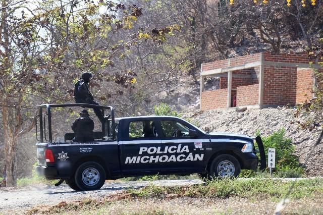 Amplía SSP labores de prevención y vigilancia en Michoacán