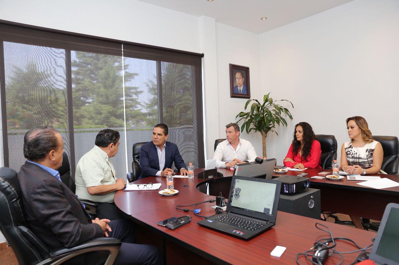 Planea FAI BERTI invertir en Michoacán
