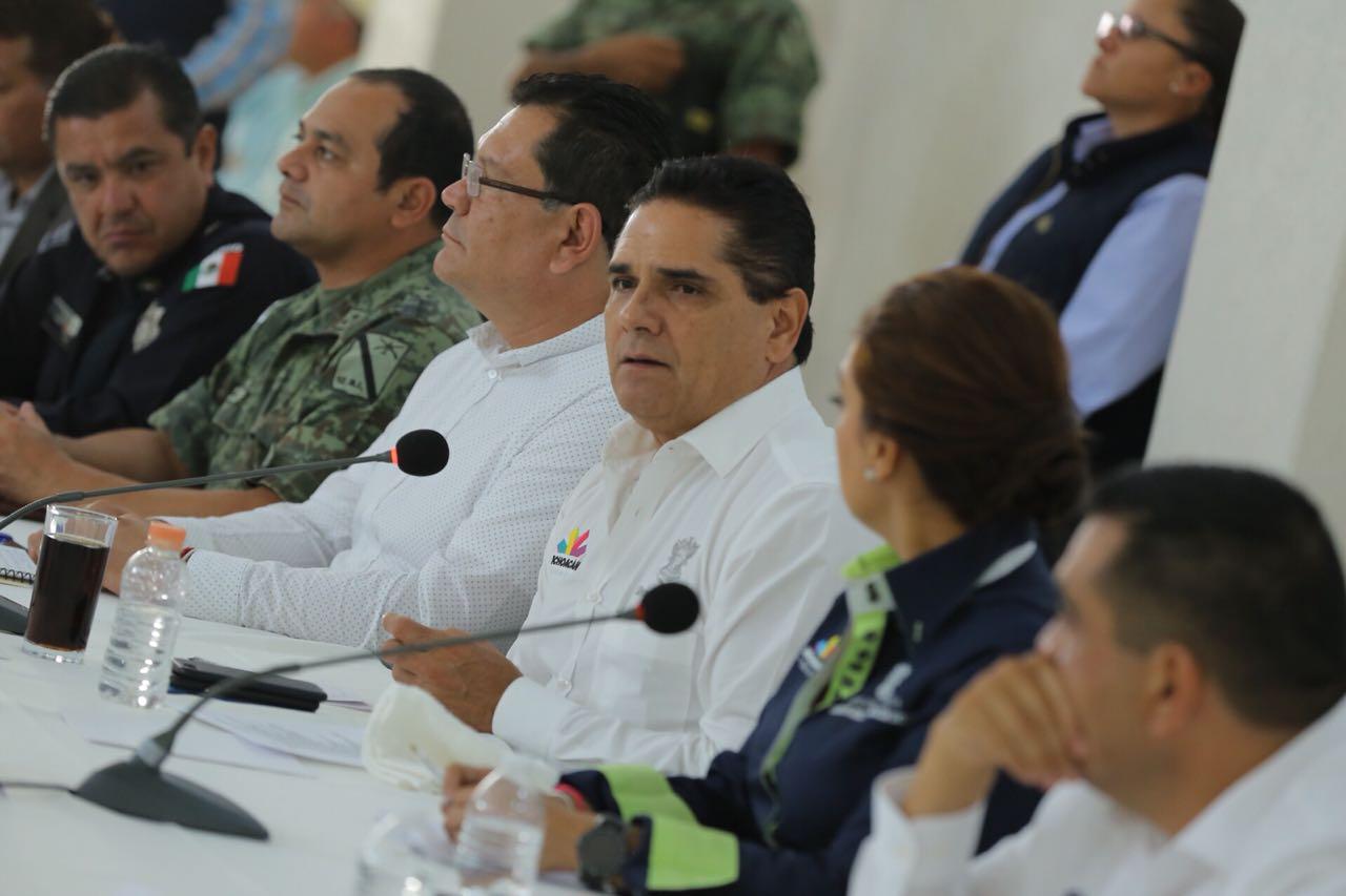 Intensificarán blindaje en límites de Michoacán