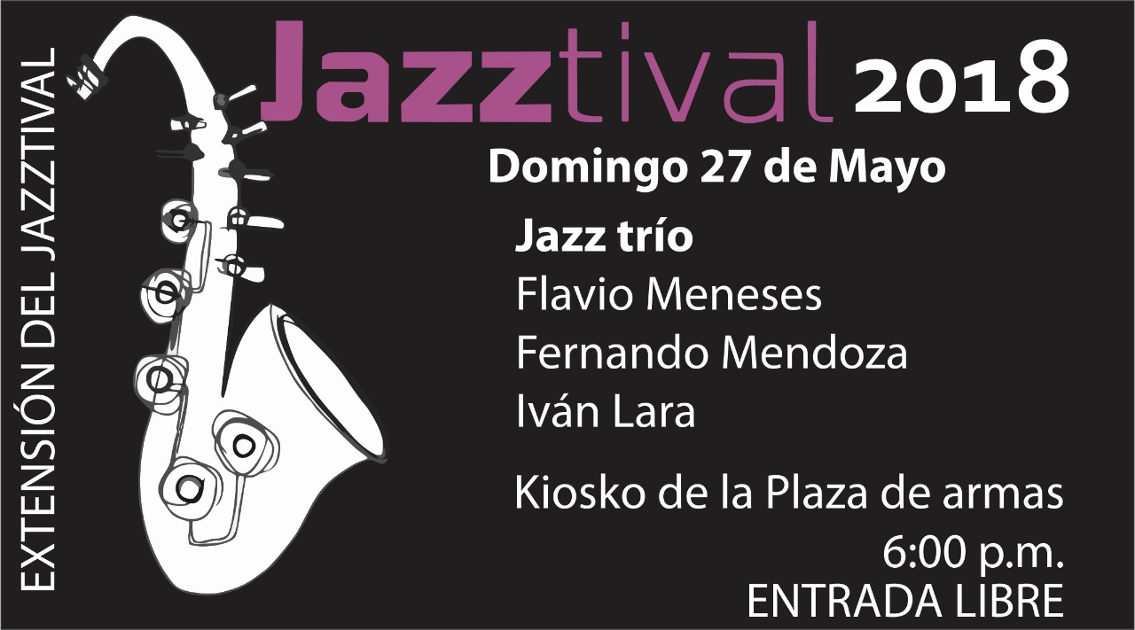 Hoy, clausura del Jazztival con doble concierto