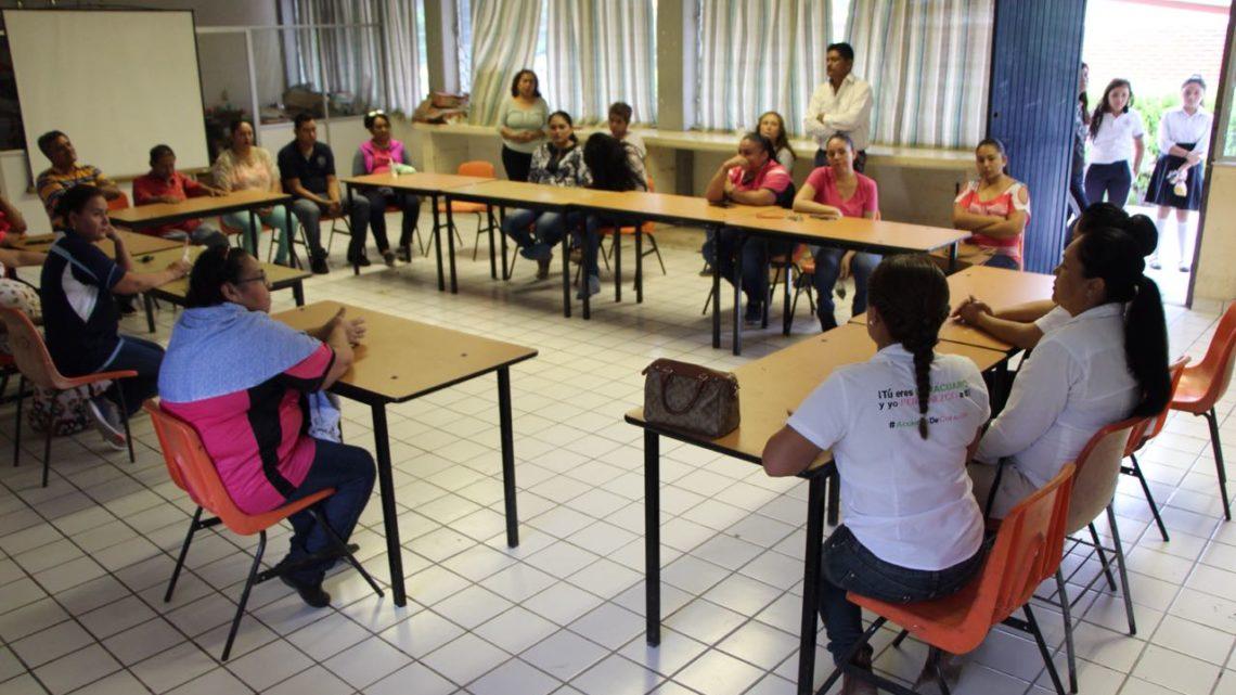 Terminaremos con las escuelas de palitos en Parácuaro: Aurea Rodríguez Nuñez.