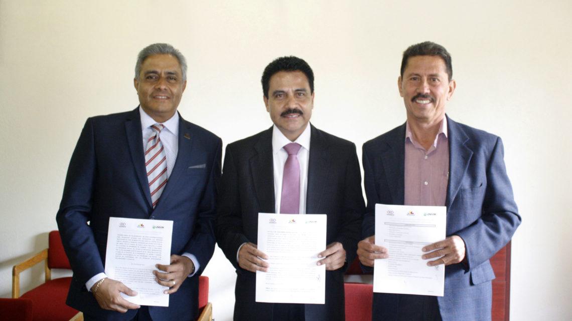 Cedemun y Univim unen esfuerzos por profesionalización de funcionarias y funcionarios municipales