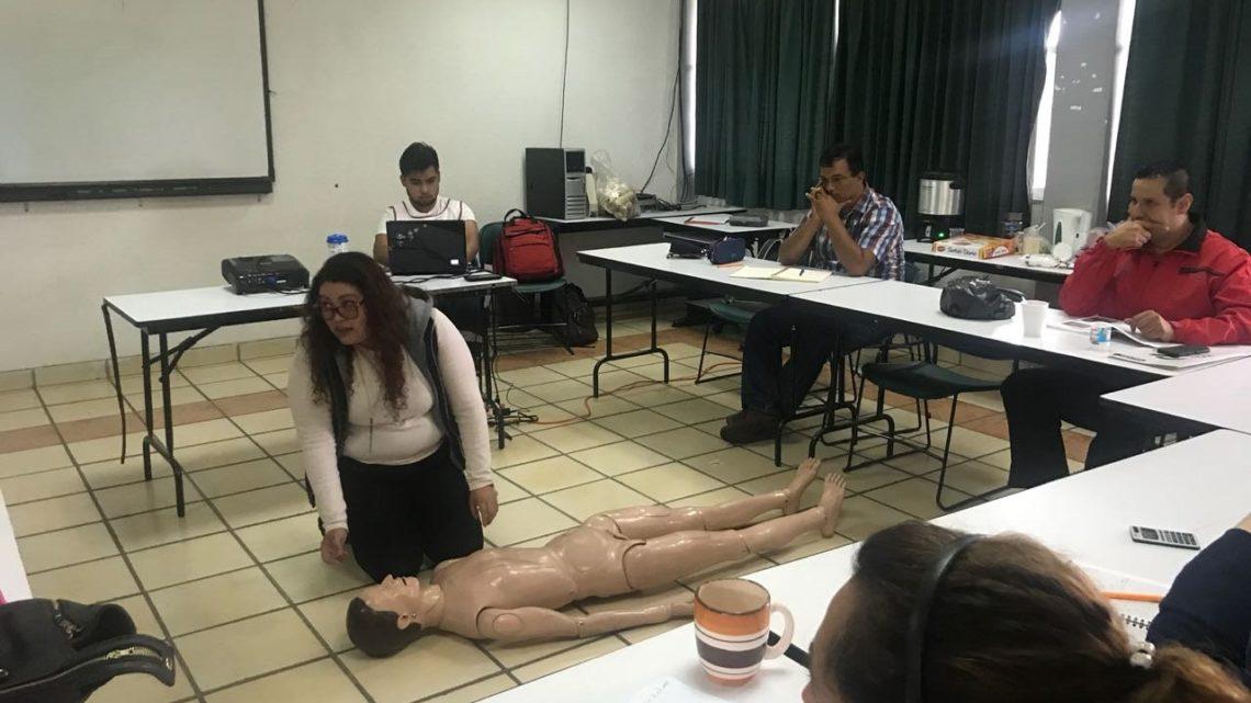 Se capacitan docentes de Conalep Michoacán en receso intersemestral
