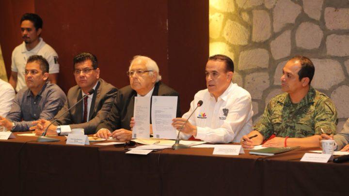 Instalan Comité de Evaluación de Riesgos para afectaciones por lluvias en Morelia