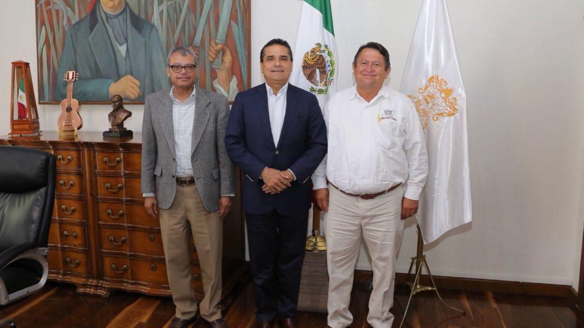 Acuerdan Gobernador y SUTOPDSSM trabajar en favor de Michoacán
