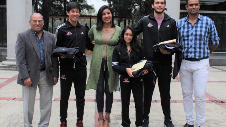 Atletas michoacanos presentes en los JCC de Barranquilla 2018