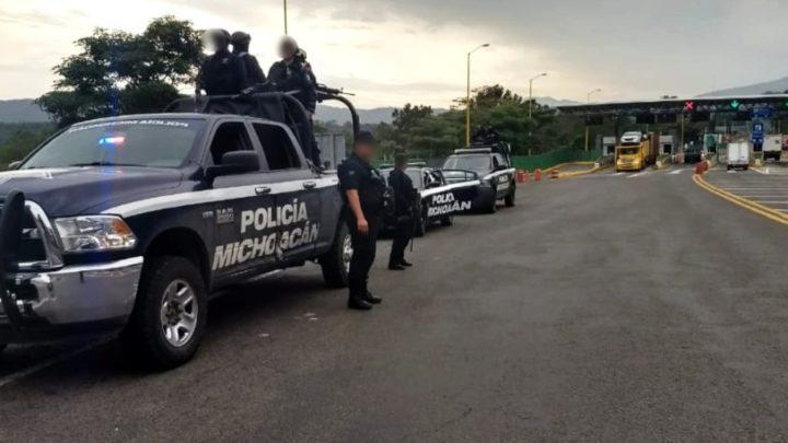 Refuerza SSP operativo de vigilancia en la Autopista Siglo XXI