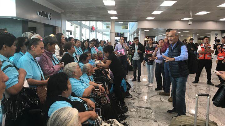 Fortalece Gobierno de Michoacán la reunificación familiar