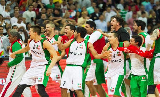 Abierto al público, entrenamiento de Selección Mexicana de Baloncesto