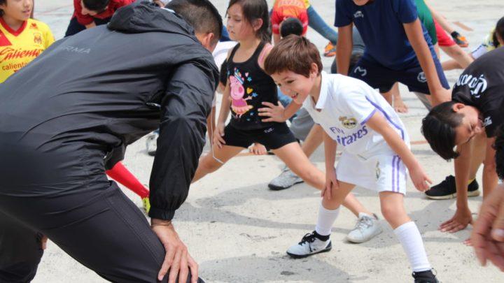 Fomenta SSP el deporte en niños y jóvenes de Morelia