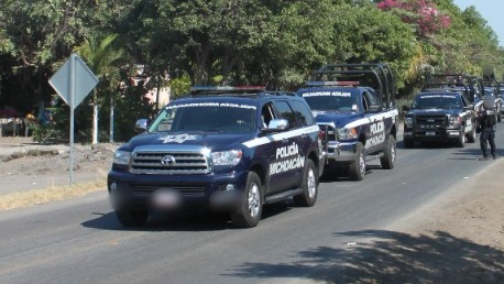 Intensifican Sedena y SSP labores operativas en Buenavista
